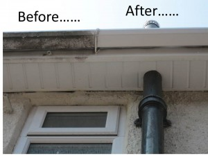 Gutter Cleaning Oakdale Poole Dorset