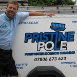 Ian Fisher Poole Window Cleaner