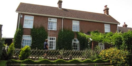 Window Cleaning Lychett Matravers Poole Dorset