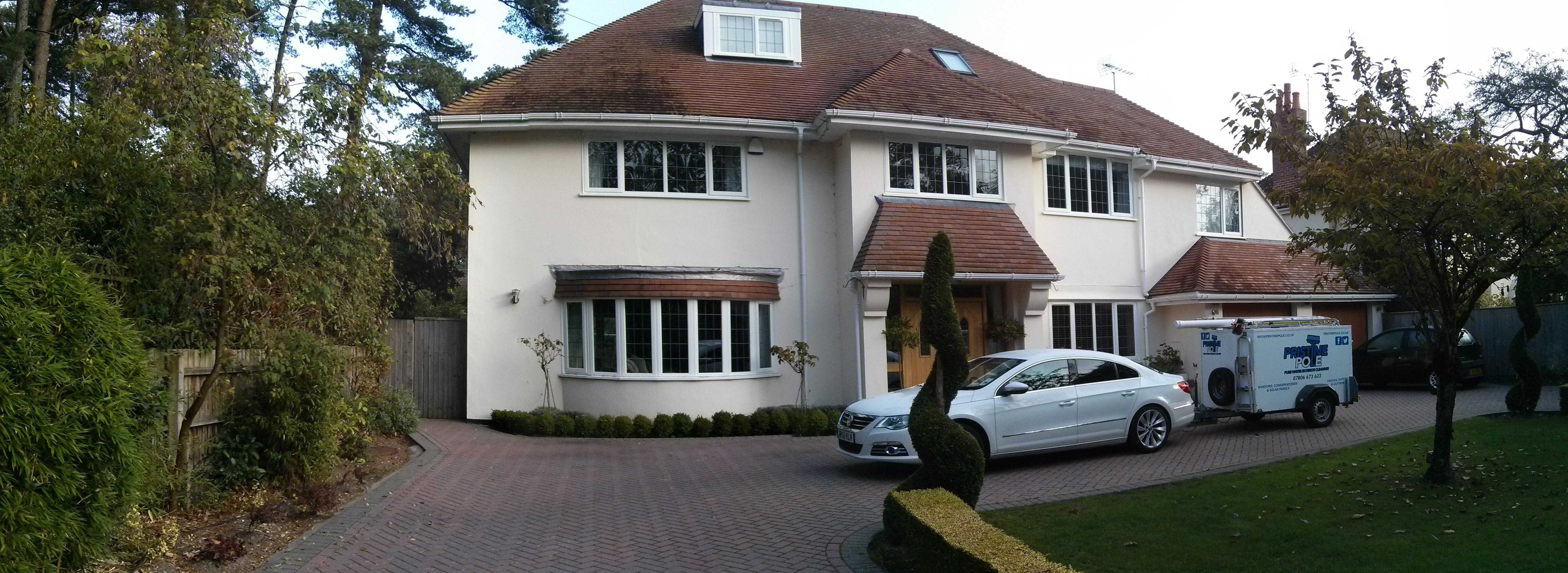 Window Cleaning Canford Cliffs