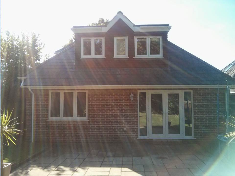 Window cleaning, fascia cleaning gutter cleaning Upton Poole Dorset