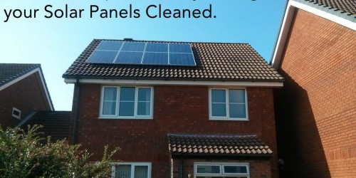 Solar Panel Cleaning Bournemouth Dorset